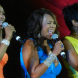 "The Pointer Sisters… ""We sing the songs people like,"" says Ruth, right."