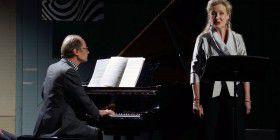 Roland Peelman and Taryn Fiebig