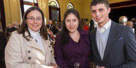 Maria Mendoza, Maria Mesa and Miguel Linero