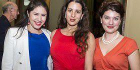 Maria Mesa, Valentina Troni and Anna Bachmann