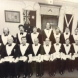 The Lodge St Andrew Queanbeyan No. 56's newly invested Worshipful Master and his officers/team for 1977.