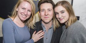 Anna Trundle, Oscar Lemor and Beatrice Smith