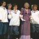 Deanna Gibbs (Marian Paroo) and ensemble. Photo. Bec Doyle