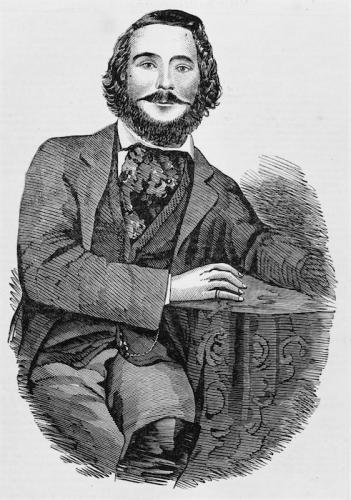 "Frank Gardiner in 1864… the ""Father of Bushranging""."