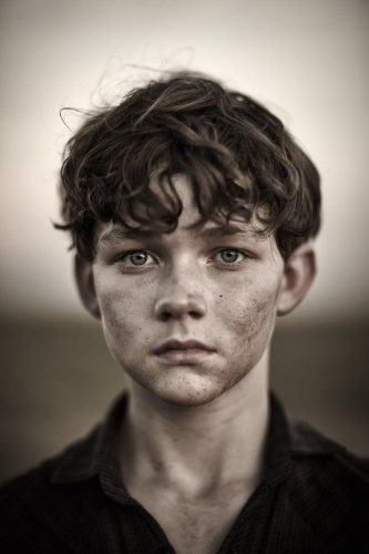 Levi Miller: Photo Of Young Star Wins Photo Portrait Prize