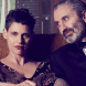 """Deborah Conway and Willy Zygier… """"I wanted to change my name a long time ago but my agent wasn't happy,"""" says Conway."""