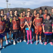 Tuggeranong Netball Association's Reconciliation Day games - Intermediate teams