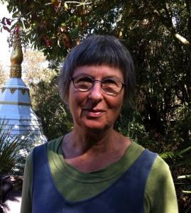 Poet  Lesley Lebkowicz