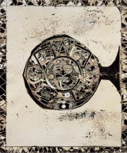2015: Aztec Gods: Octavio Garcia: Unique print 61cm x 51cm | Chromogenic print 38cm x 30cm Edition of 15