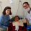 """Canberra dentist Tara McAndrew and husband Brian at work in the Himalayas… """"My husband learnt a lot and a lot more about dentistry,"""" says Tara."""