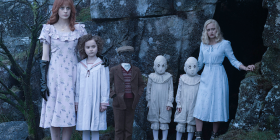 Miss Peregrine's Home For Peculiar Children movie