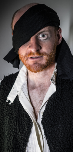 """Pirates""... comedy show coming to Gorman Arts Centre."