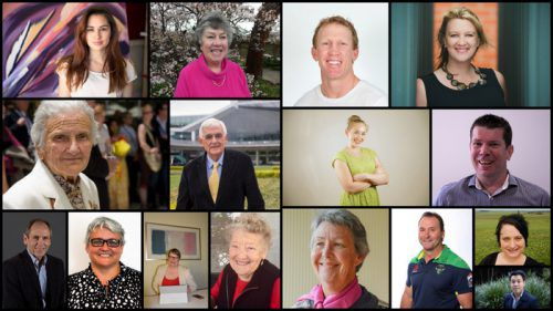 act australian of the year nominees 2016