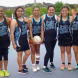 Queanbeyan's Clearwaters team at the inaugural ACT ATSI  Netball tournament.