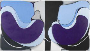 Marie Hagerty Ubur 2, 2015, oil on canvas