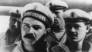 Sailors in The Battleship Potemkin