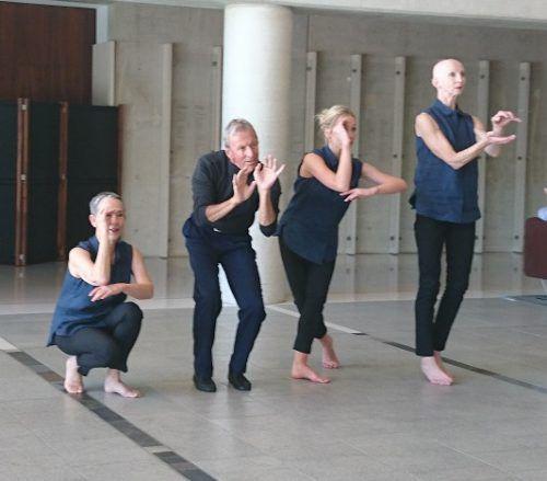 The Quartet at the NPG