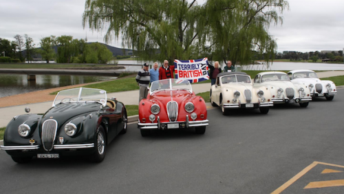 Terribly British Day moves to Queanbeyan