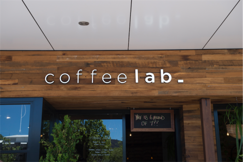 The Coffee Lab. Photo by Andrew Finch