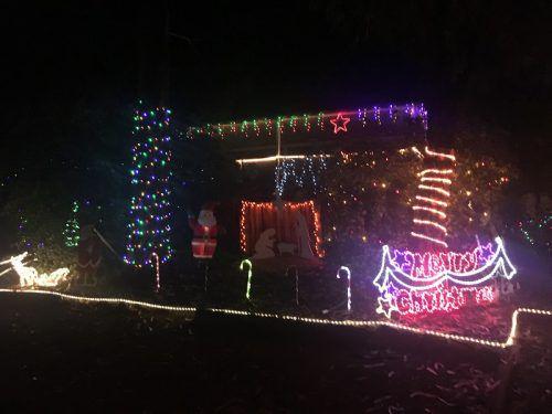 Ben's lights
