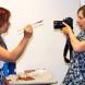 """Art of Endo"" workshop organisers, Susan Hey, left and Margaret Kalms."