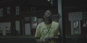"""Charles"" by Amiel Courtin-Wilson, 2015, soundtrack by Eliane Raigue (Jetsun Milla)."
