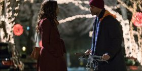 """Naomie Harris and Will Smith in """"Collateral Beauty"""""""