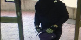 Male offender of an aggravated robbery in Narrabundah