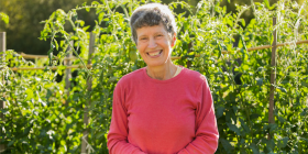 """Isobel Crawford... """"Having manageable sections makes the garden feel less overwhelming."""""""