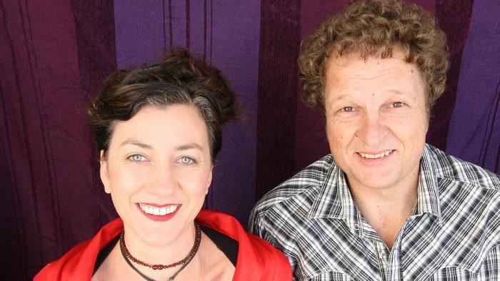 Codirectors Chenoeh Miller and Gregor Murray