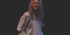 Jenna Roberts as Lady Macbeth.