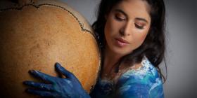 Miriam Lieberman kora player