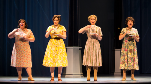 "music / ""Ladies in Black"". Presented by Queensland Theatre and the Canberra Theatre Centre Canberra Theatre until April 2. Reviewed by BILL STEPHENS"