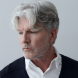 "Tim Finn…""It's a hybrid of opera and it's a great thrill to hear them sing my melodies."" Photo by Steven Ward"