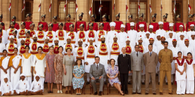 """Viceroy's House""... the British-Indian historical drama film premieres at the Young at Heart film festival."