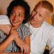 Joel Edgerton as Richard Loving and Ruth Negga as his wife Mildred.