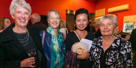 Helene Stead, Alison Glugston-Cornes, Jenny Wong and Marjore Lindenmayer