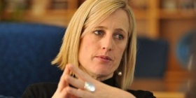 Katy Gallagher... no role in ACT hospital negotiations, say Libs.