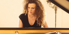 Pianist Sonya Lifschitz.