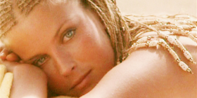 """Bo Derek in the 1979 movie """"10""""... """"I didn't like the whole thing about scoring,"""" bemoans Richard Calver."""