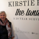 """Glass artist Kirstie Rea… """"Canberra and Queanbeyan are central to me, they are where I keep returning to, this is the area that I love."""""""
