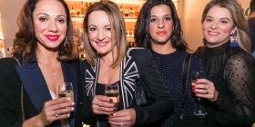Maria Tzoulias, Helen Minglis, Maria Katsoulis and Felicity Slater