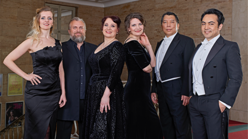 Music / Canberra Symphony Orchestra International Opera Gala. At Llewellyn Hall, ANU School of Music, July 8. Reviewed by CLINTON WHITE