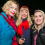 Lia Tajcnar, Tiffany Cole and Helen Braund