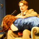 Patrick Galen-Mules, as dashing Richard Hannay, finds a problem with the  heronine played by Steph Roberts.