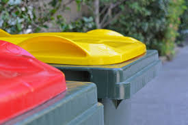 Bin collection days change over Christmas