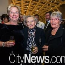 Angela McPhillips, Maria Ambrose and Jan Birchall