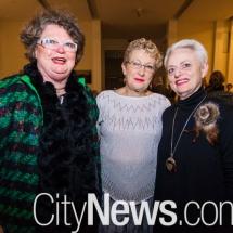 Bronwyn Halbisch, Hannah Semler and Kate Gordon