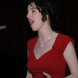 """Irish singer Carmel Conway… """"In traditional singing you just have to let your voice flow, especially in Irish ballads, which are all about the emotion – I call it honest singing."""""""