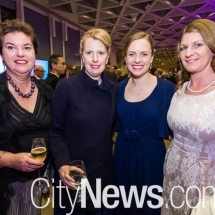 Cathy Rice, Honor Penprase, Elise Apollini and Leanne White